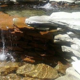 Rocky Water Picture