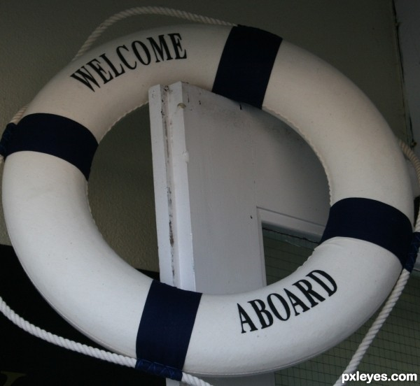 """Welcome Aboard!"""