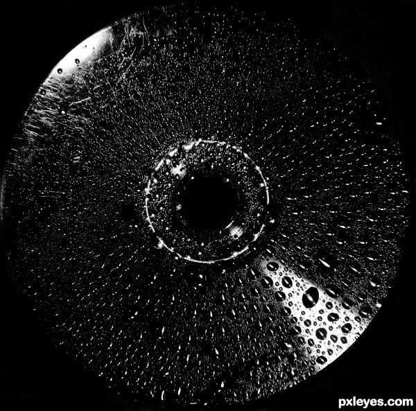 Black & White circle