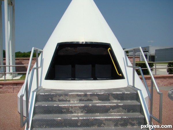 Stairs to Outer Space