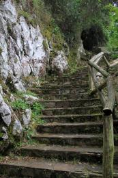 Stairsinthemountain
