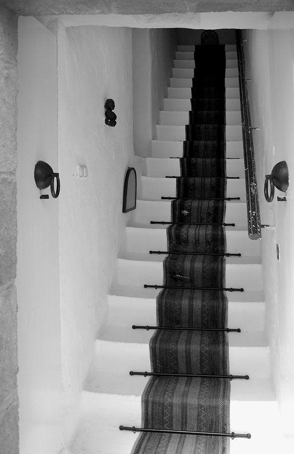 Tunisian Stairs