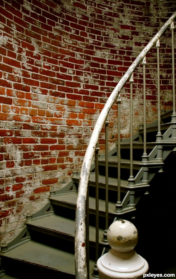 Light House Stairway