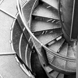 Metallicstairs