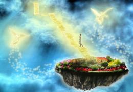 The eternal golden ladder