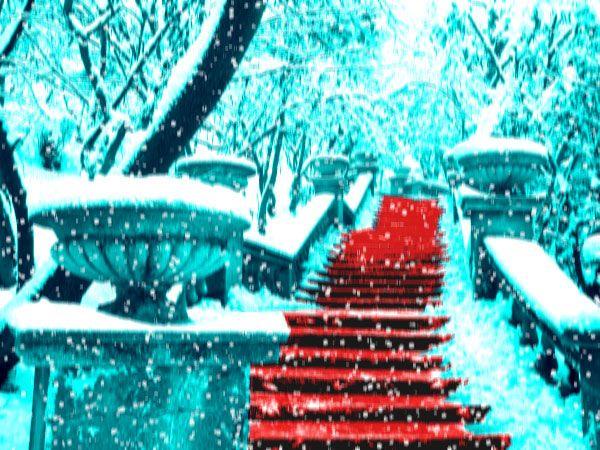 Santas stairs