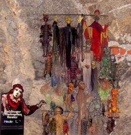 Salsburger Marionetten theater