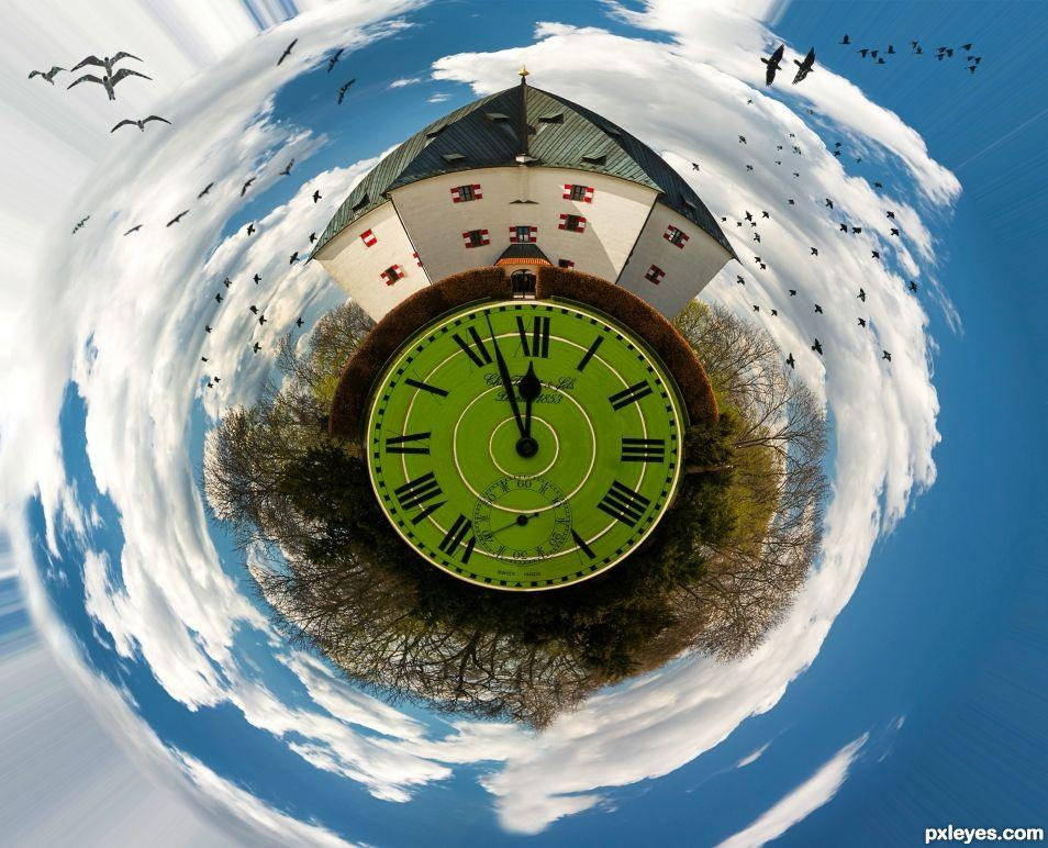 Little clockwork planet