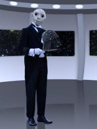 Darth Vaders butler