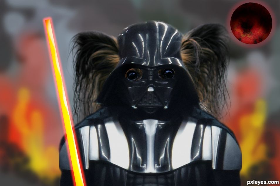 Playing Darth Vader