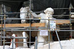 Trevi Fountain Rehabilitation