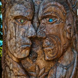 Woodensculpture