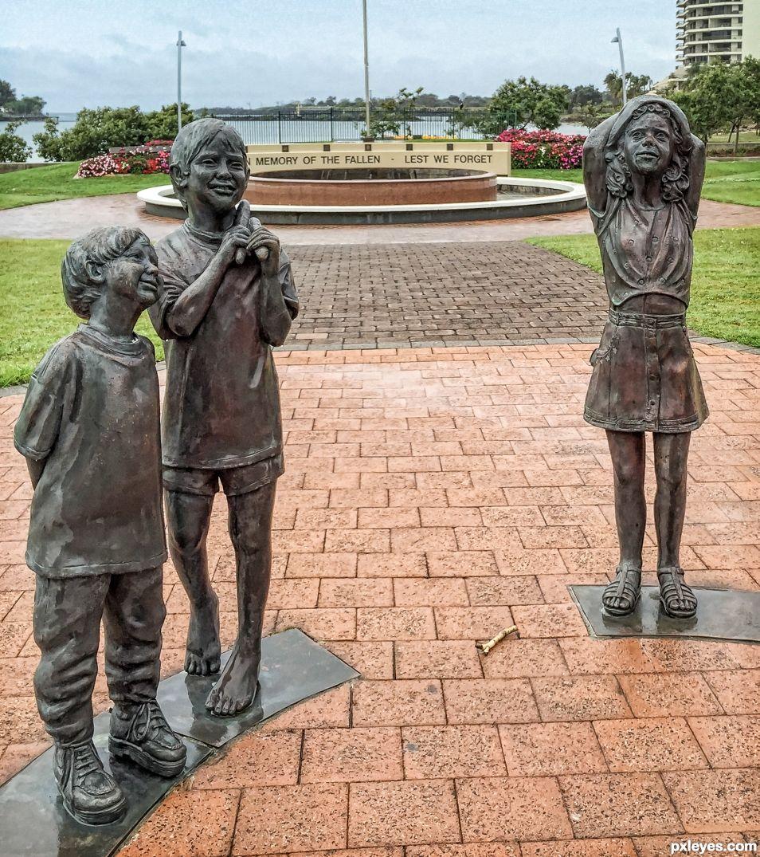 Children of Australia