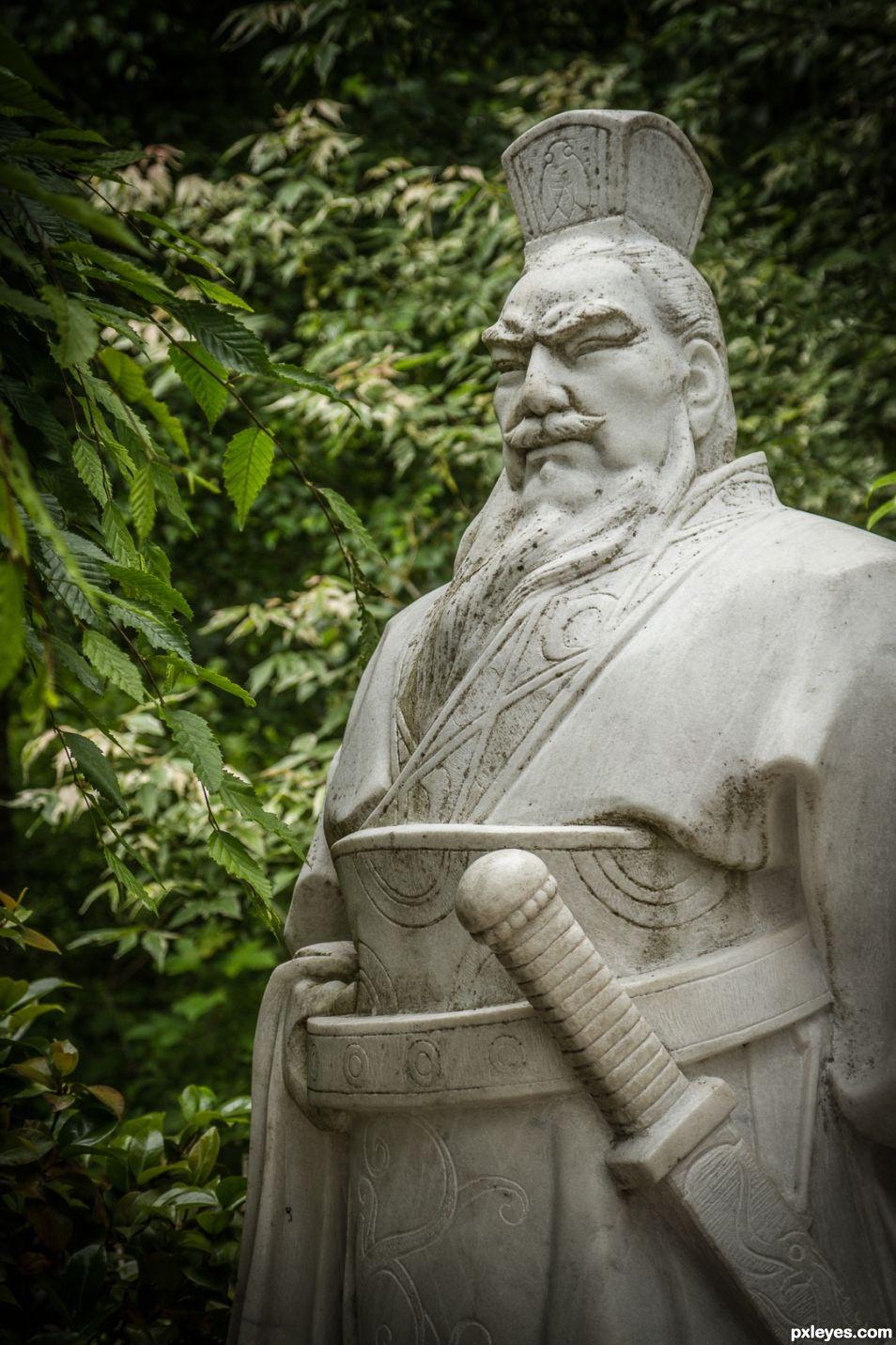 The old samurai