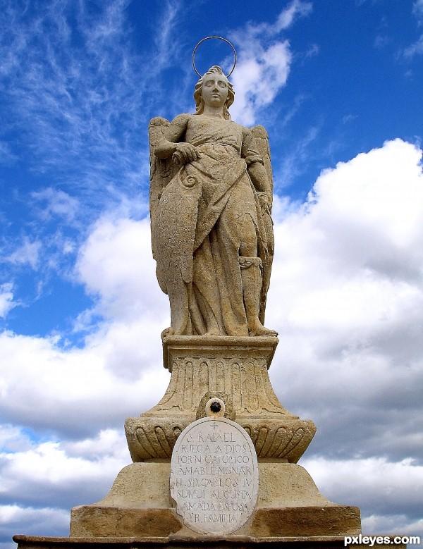 Patron saint of Córdoba, Spain