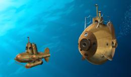 Steampunksubmarines