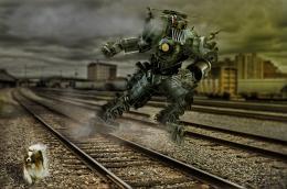 Trainsformer