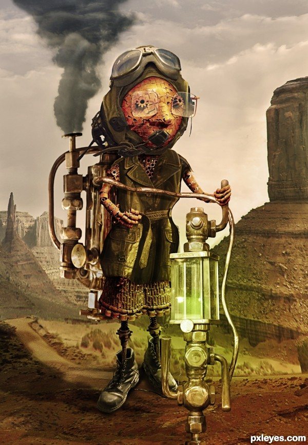 SteamPunkExplorer