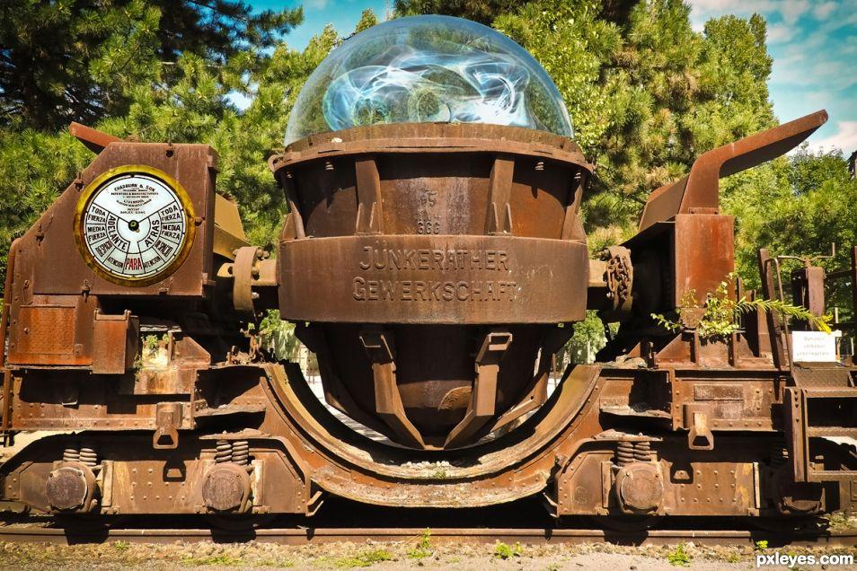 The Atlas Bomb