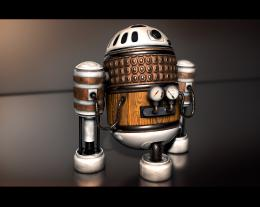 SteamPunk R2D2 Picture