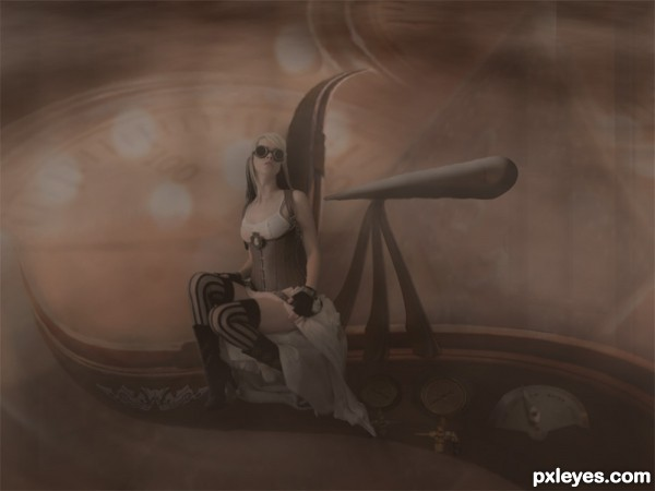 Steampunk Dream