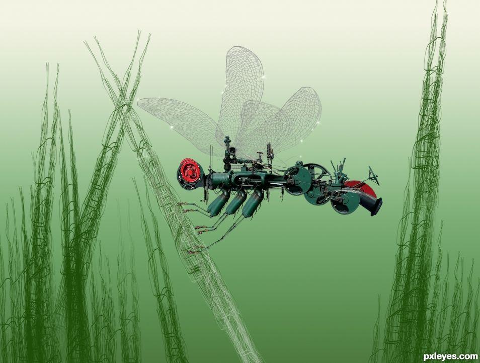 Dragonfly Trinket