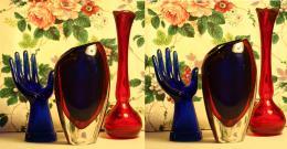 Glass pieces