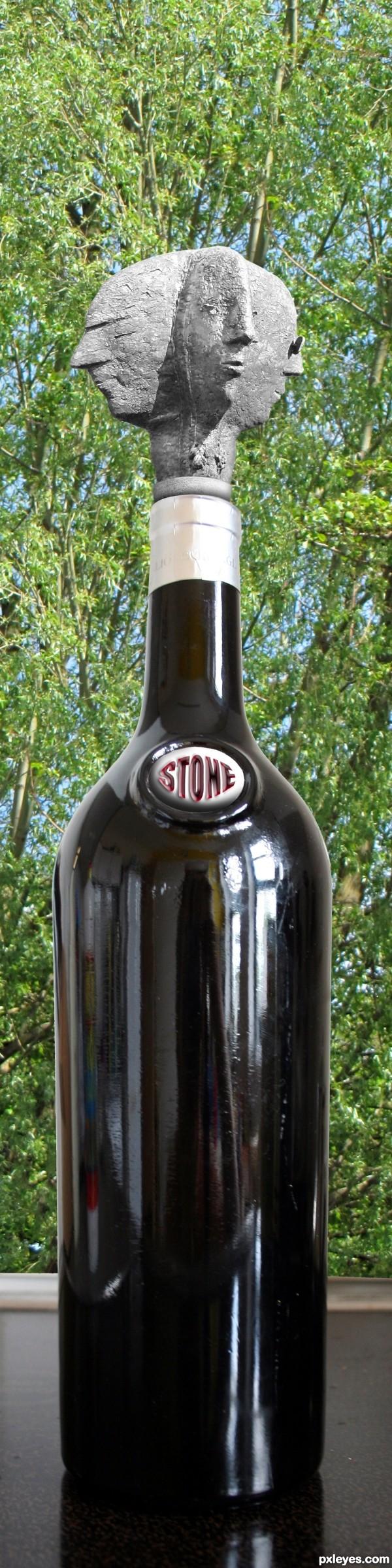 Three Stone Head Wine
