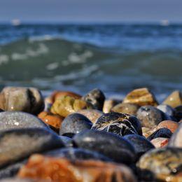 Wet Stones Picture