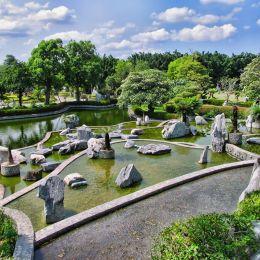 Stones Garden in Thailand Picture