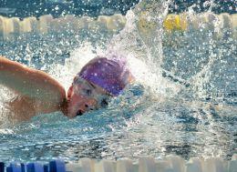 Swimming splashes