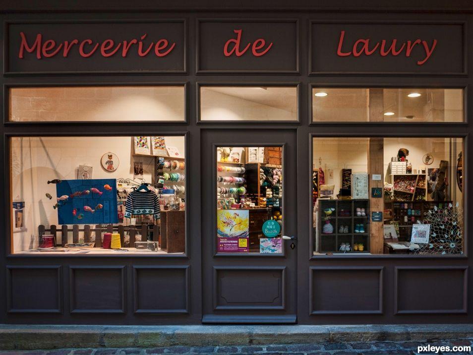 Mercerie de Laury