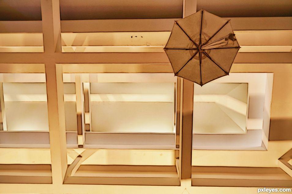 Ceiling Umbrella