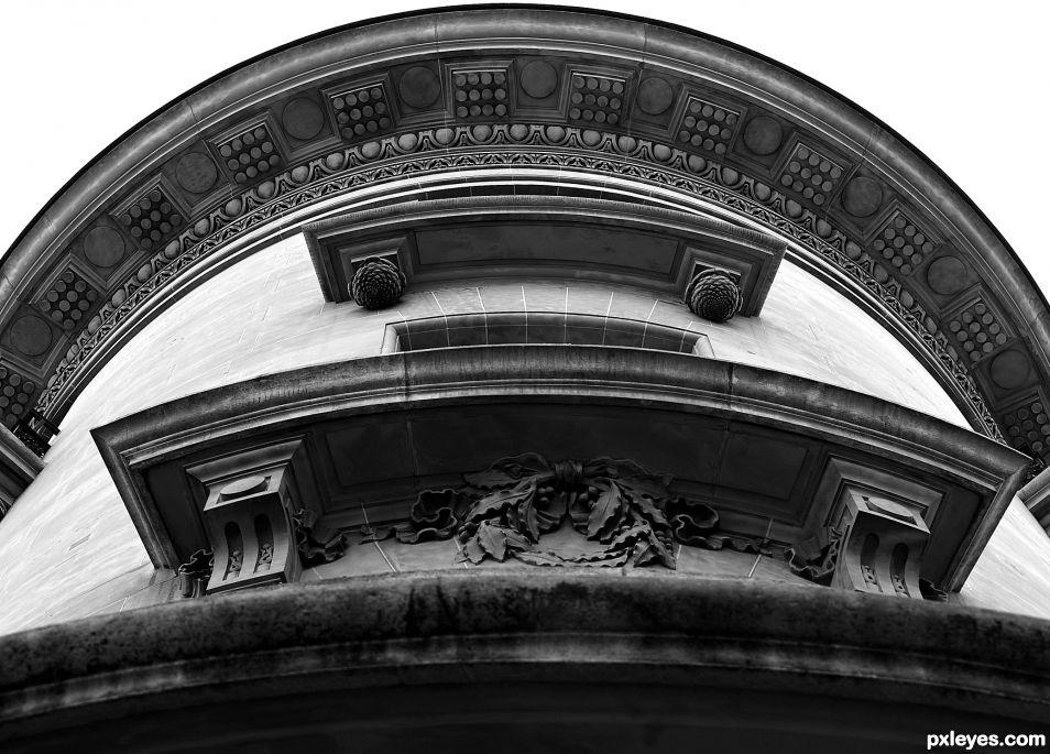 Round architecture