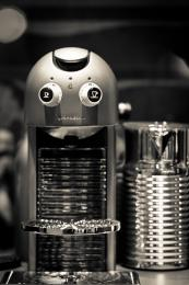 Robot or Coffee Machine