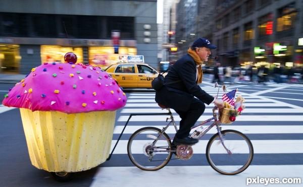 Sweet Bike, Man!