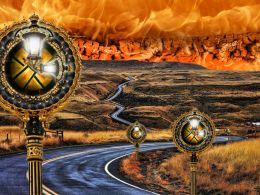Three Oclock on the High Way to the Nether World