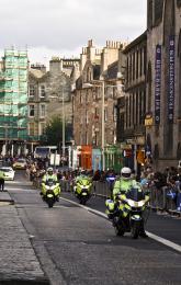 Police Bikers