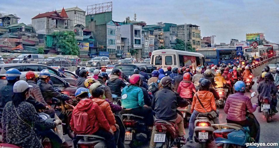 Street Congestion