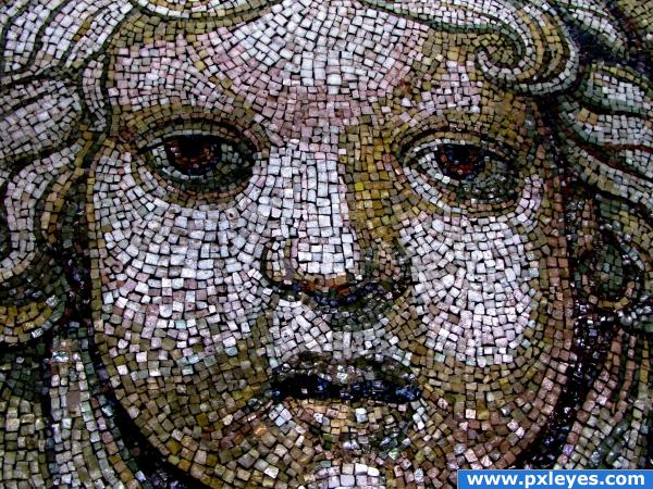 Sorrow- mosaic