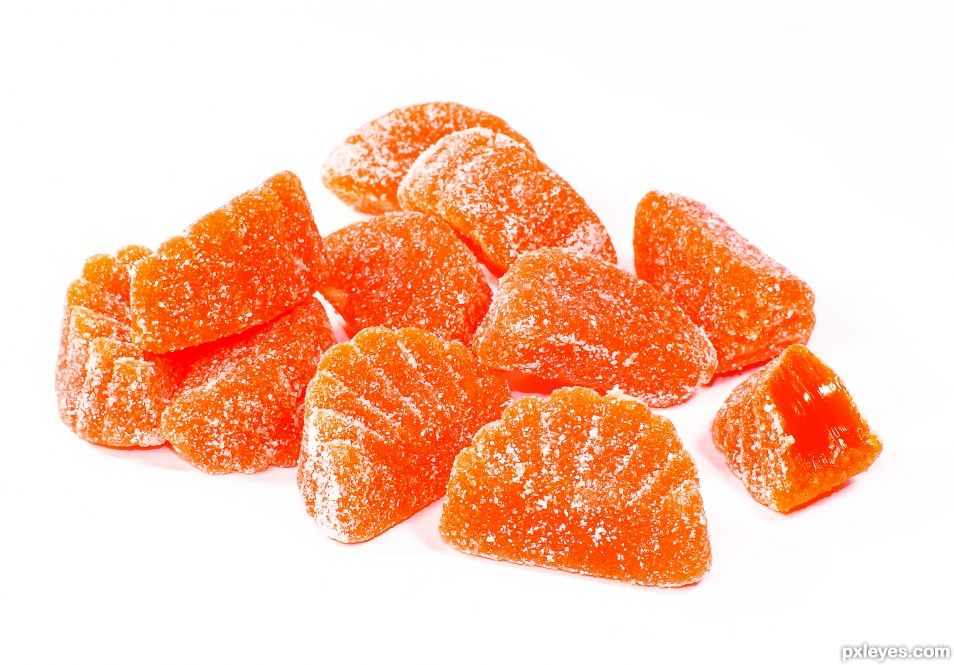 Candy Orange Slices