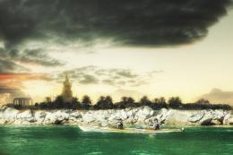 KayakTripAtCoralIsland