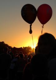 Sunriseatballoonfest