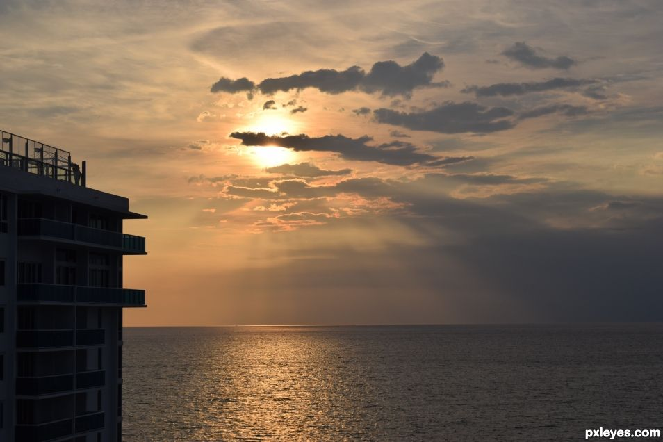 Miami sunrise