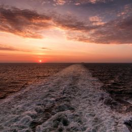 SunriseovertheBalticSea