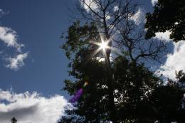SunFlareRainbow