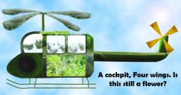 Flower-icopter / Sun-icopter Picture
