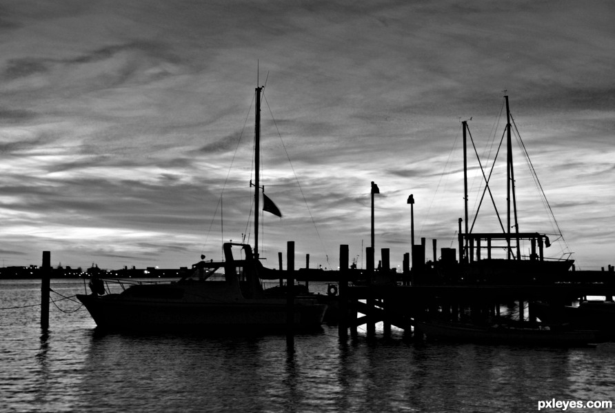 At the Docks photography picture