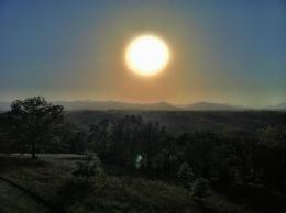 SunsetattheBiltmoreEstate