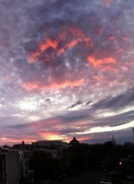 SunsetonCapitolHill